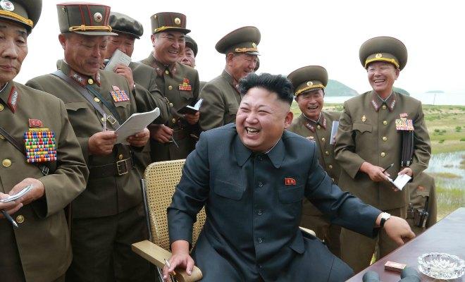 coree nord kim jong un