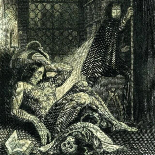 Et Mary créa Frankenstein