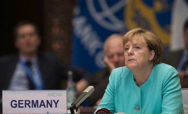 Angela Merkel en a encore sous la pédale