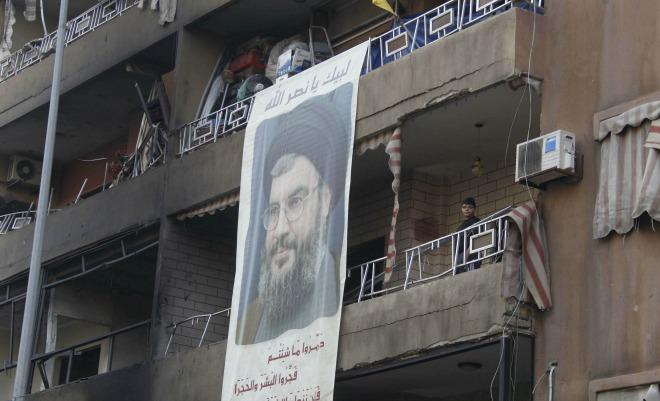Hezbollah haret Hreik