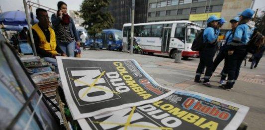 colombie paix farc referendum
