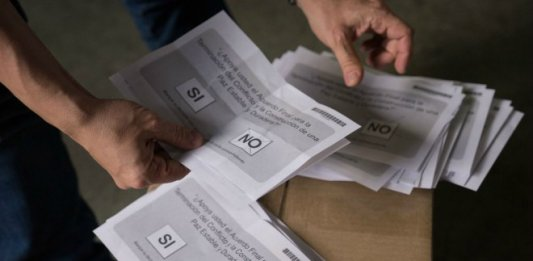 colombie referendum brexit farc