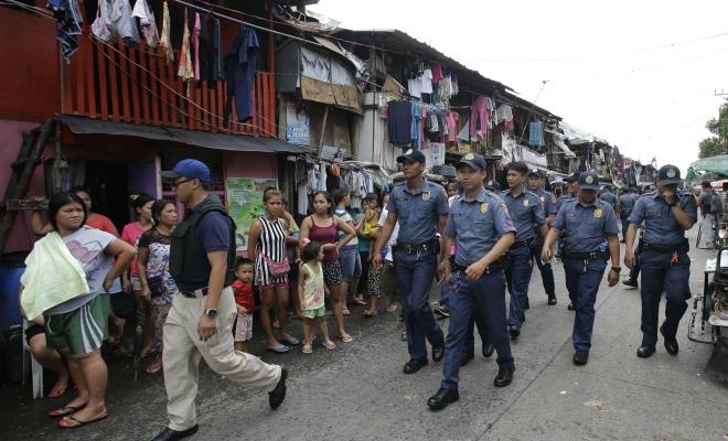 Duterte lutte drogue