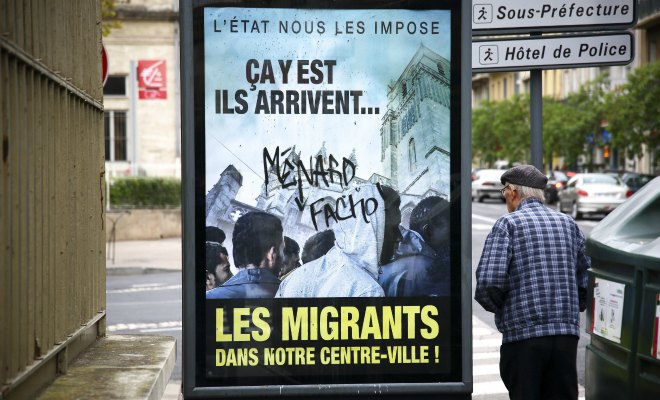 fourquet migrants islam calais
