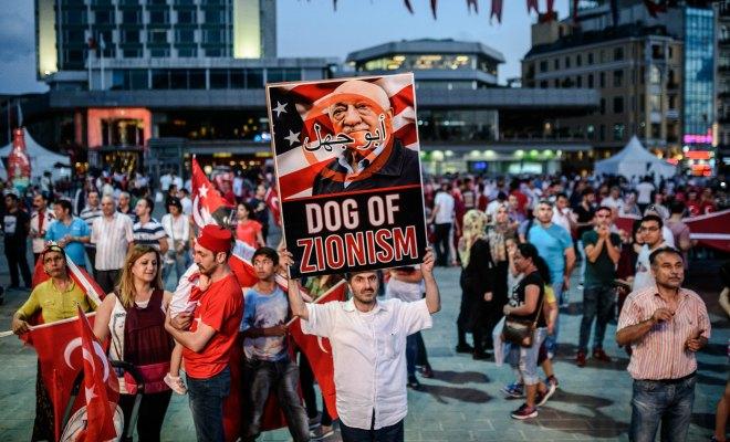 gulen turquie erdogan islam