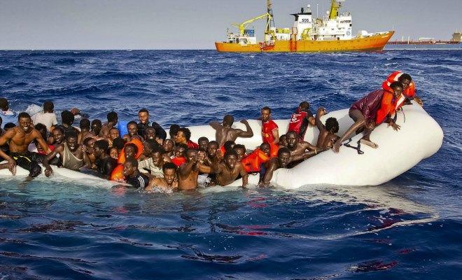 lampedusa migrants immigration