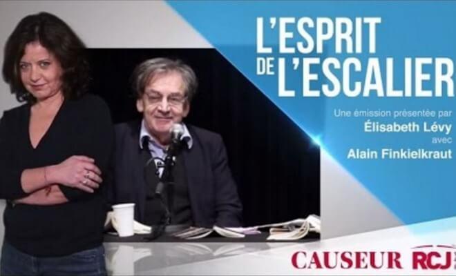Alain Finkielkraut sur Vincent Peillon et la résolution sur les colonies israéliennes