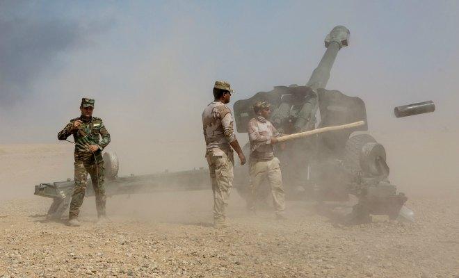 mossoul irak daech iran
