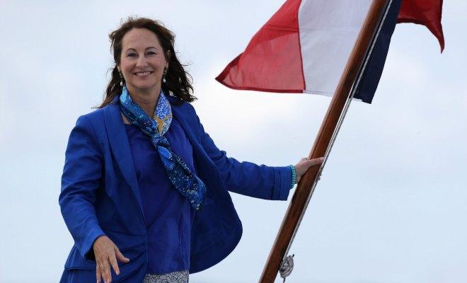 Ségolène Royal. Feature Reference: 00764274_000002 .