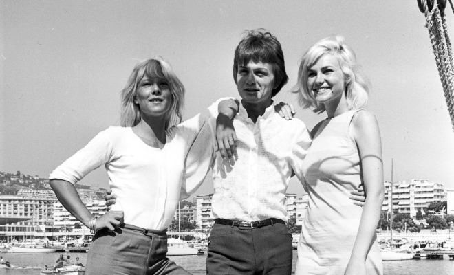 France Inter Michèle Torr Sylvie Vartan