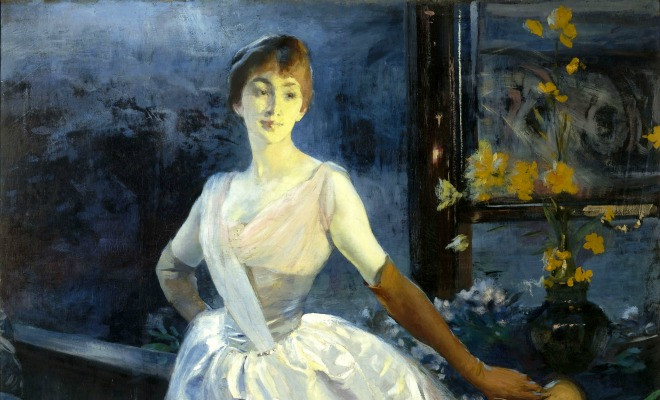 Albert Besnard Mme Roger Jourdain