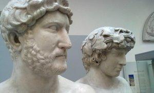 British museum Hadrien Antinoüs