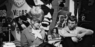 Les parisiennes Catherine Deneuve Johnny Hallyday