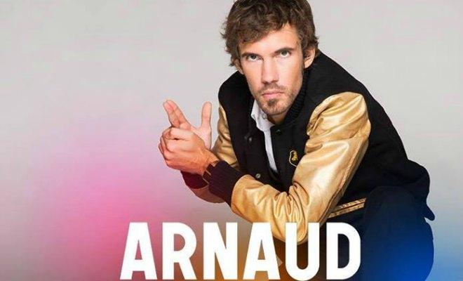 Arnaud Demanche, romancier de scène