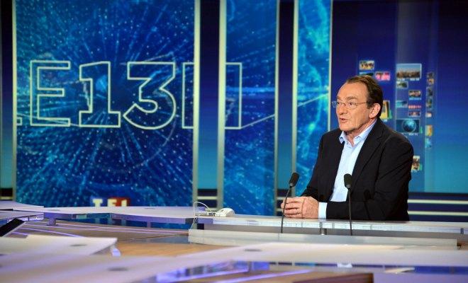 """Jean-Pierre Pernaut revient """"faire le jeu du FN"""""""