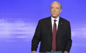 Alain Juppé lors du troisième débat de la primaire, novembre 2016. SIPA. AP21979627_000001