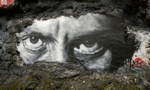 Le regard d'André Malraux. @thierry ehrmann