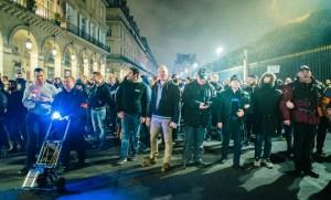 manifestations police viry chatillon hollande