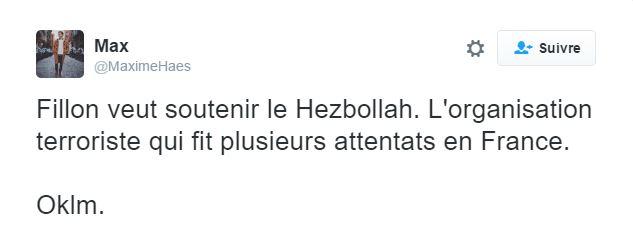 """Le tweet d'un militant """"anti-homophobie"""""""