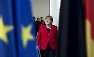 Angela Merkel, novembre 2016. SIPA. 00780374_000001