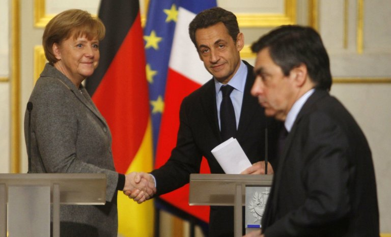 Modèle allemand, catastrophe au tournant