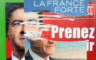 Affiches électorales de l'élection présidentielle, avril 2012. SIPA. 00635263_000002