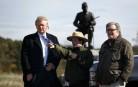 Donald Trump et Steve Bannon à Gettysburg, octobre 2016. SIPA. AP21966313_000037
