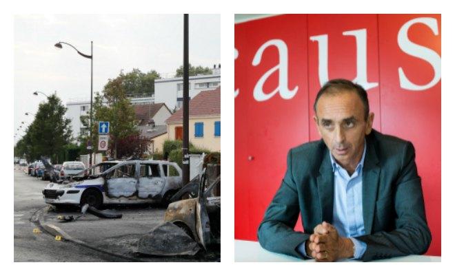 Zemmour, policiers, professeurs: le journal d'Alain Finkielkraut