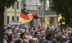 Manifestation de l'AfD à Erfurt, septembre 2015. SIPA. AP21798077_000003