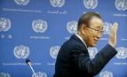 Le secrétaire général de l'ONU Ban Ki-moon, décembre 2016. SIPA. AP21990025_000003