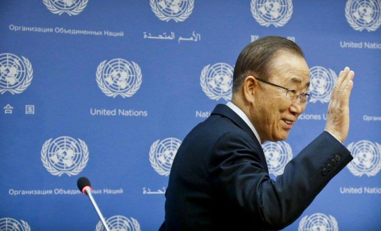 Le testament prophétique de Ban Ki-moon: l'ONU en faillite