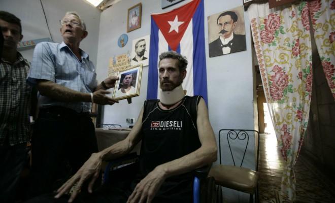 cuba segolene royal prisonniers politiques
