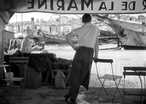 Le Bar de la Marine à Marseille.