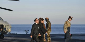lemonde alep syrie hollande