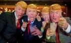 Des supporters de Trump en Australie, août 2016. SIPA. 00768479_000010