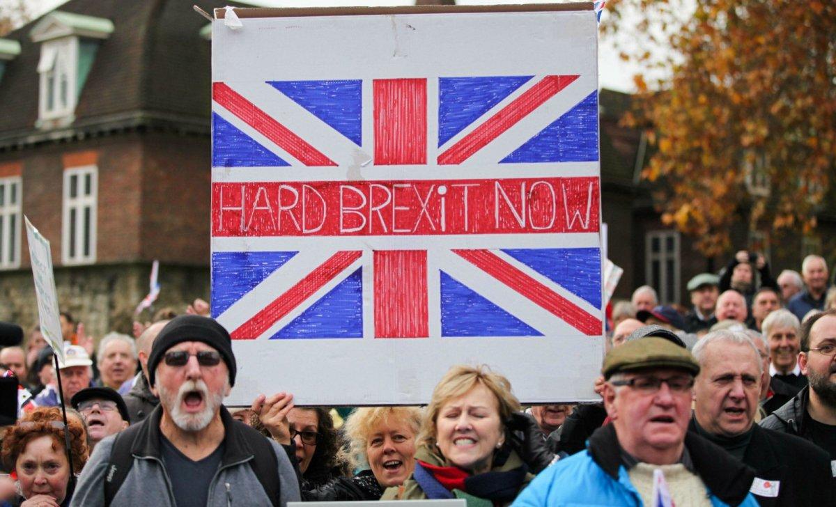 brexit may trump