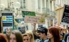 15ème édition de la Marche mondiale pour la légalisation du cannabis à Lyon, mai 2016. SIPA. 00754620_000006
