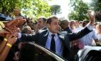 Nicolas Sarkozy à La Valette du Var, juillet 2016. SIPA. 00762988_000054