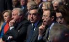 François Fillon au Conseil national des Républicains, 14 janvier 2017. SIPA. 00788617_000024