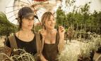 """Micaela Ramazzotti et Valeria Bruni Tedeschi dans """"Folles de Joie""""."""