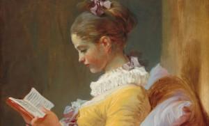 """Fragonard """"La Liseuse"""" Rentrée littéraire"""