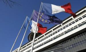 Le ministère de l'Economie et des Finances à Bercy, Paris, janvier 2013. SIPA. 00651778_000011