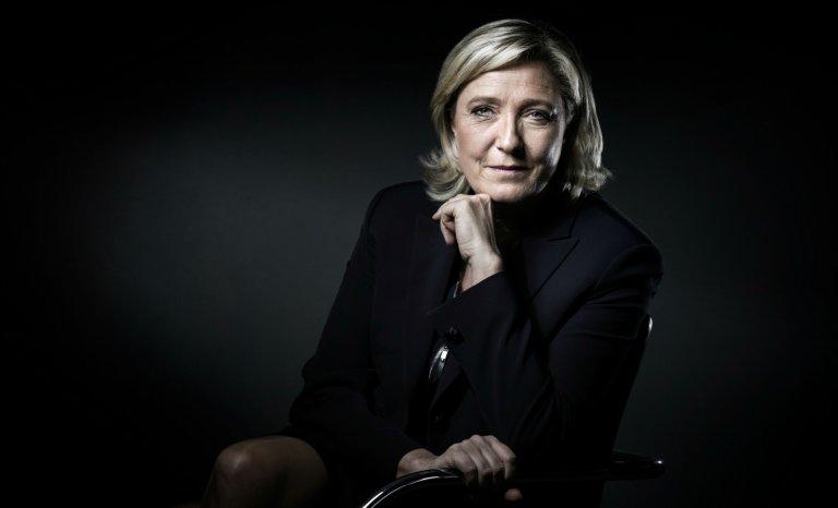"""Marine Le Pen: """"L'union des droites est un fantasme"""""""