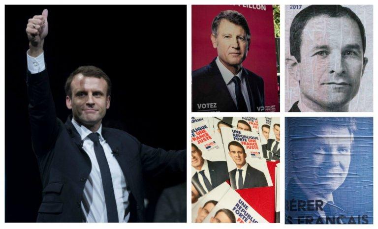 Le Macron qui cache la primaire