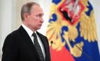 Vladimir Poutine au Kremlin à Moscou, décembre 2016. SIPA. AP21986196_000001