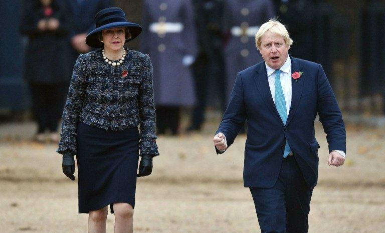 Royaume-Uni: le Brexit diplomatique, c'est maintenant!