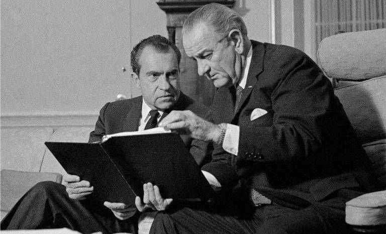 Nixon a prolongé la guerre du Vietnam pour se faire élire