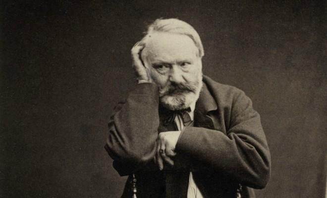 """Victor Hugo """"Quatrevingt-treize"""" escroc"""