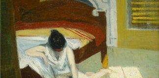 "Astrid Manfredi ""Havre nuit"" ""La petite Barbare"" Hopper"