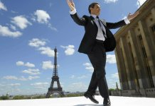 """Aurélien Bellanger """"Le Grand Paris"""" Nicolas Sarkozy Roman"""